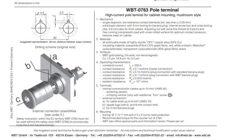 WBT 0763