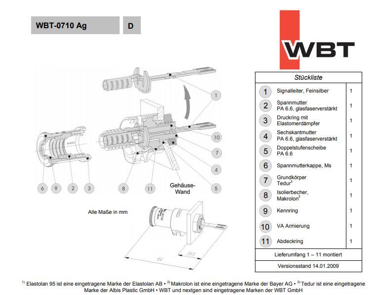 WBT 0710 Cu