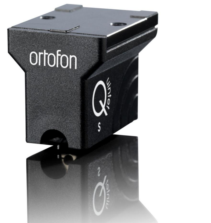 Ortofon MC Quintet Black S + Ortofon BUBBLE LEVEL
