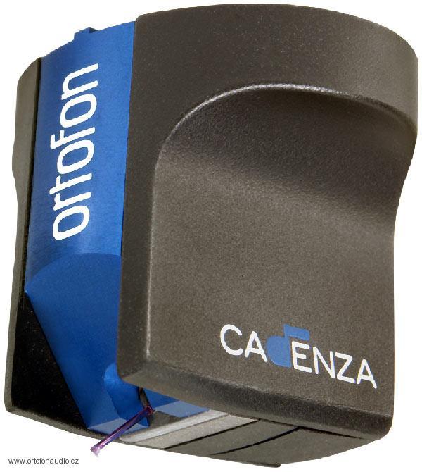 Ortofon Cadenza Blue + Ortofon DS-3