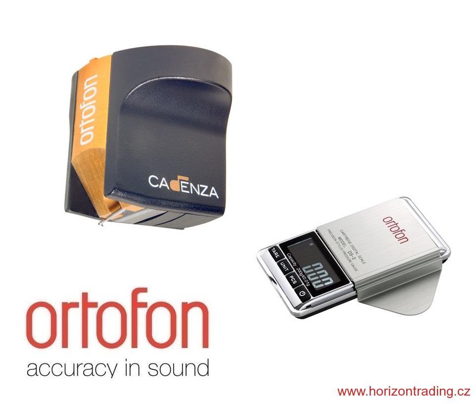 Ortofon Cadenza Bronze + Ortofon DS-3