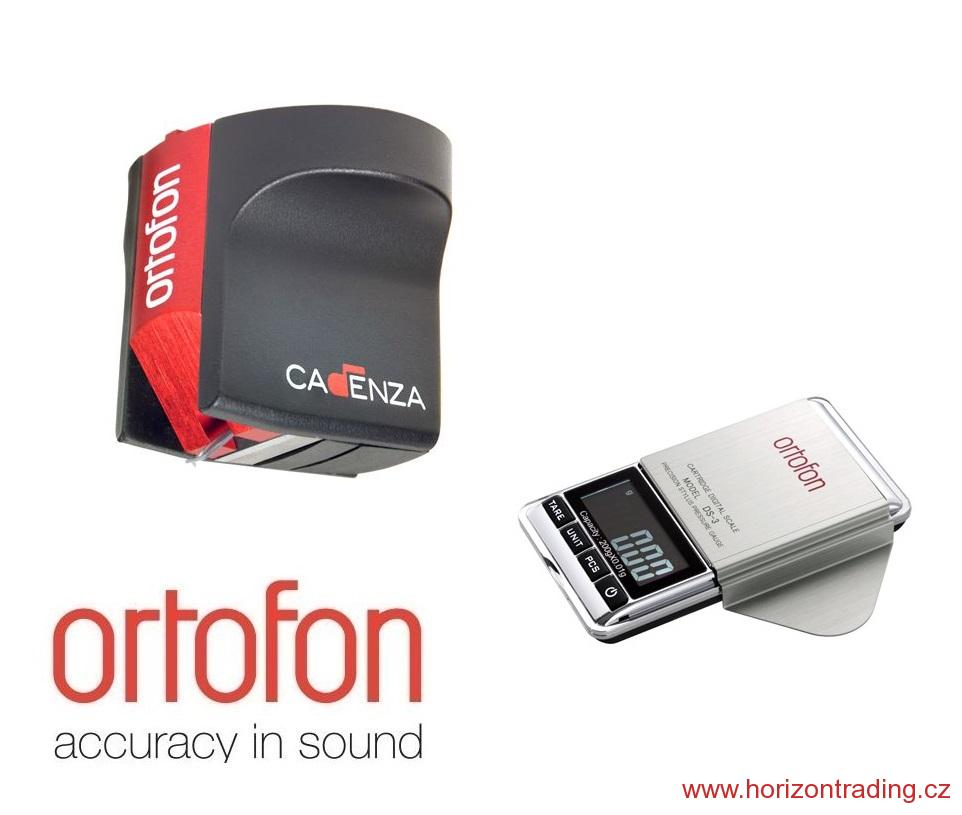Ortofon Cadenza Red + Ortofon DS-3