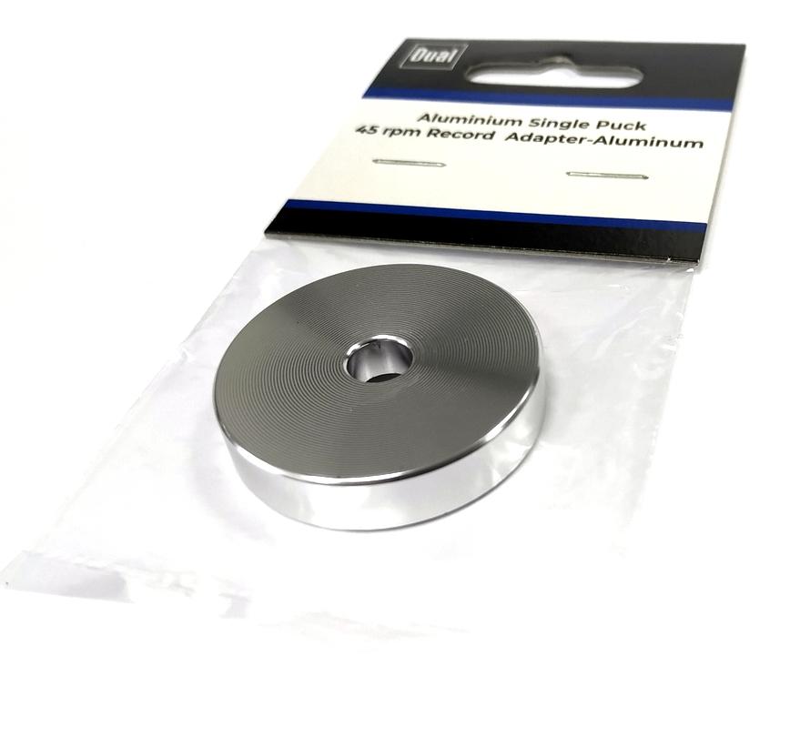 DUAL Aluminium Single Puck