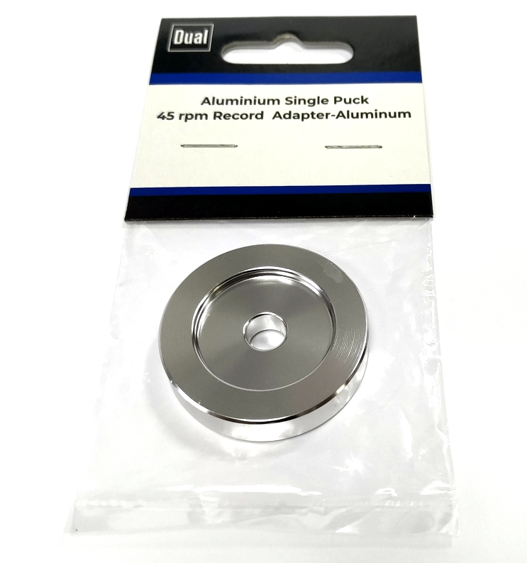 DUAL Aluminium Single Puck