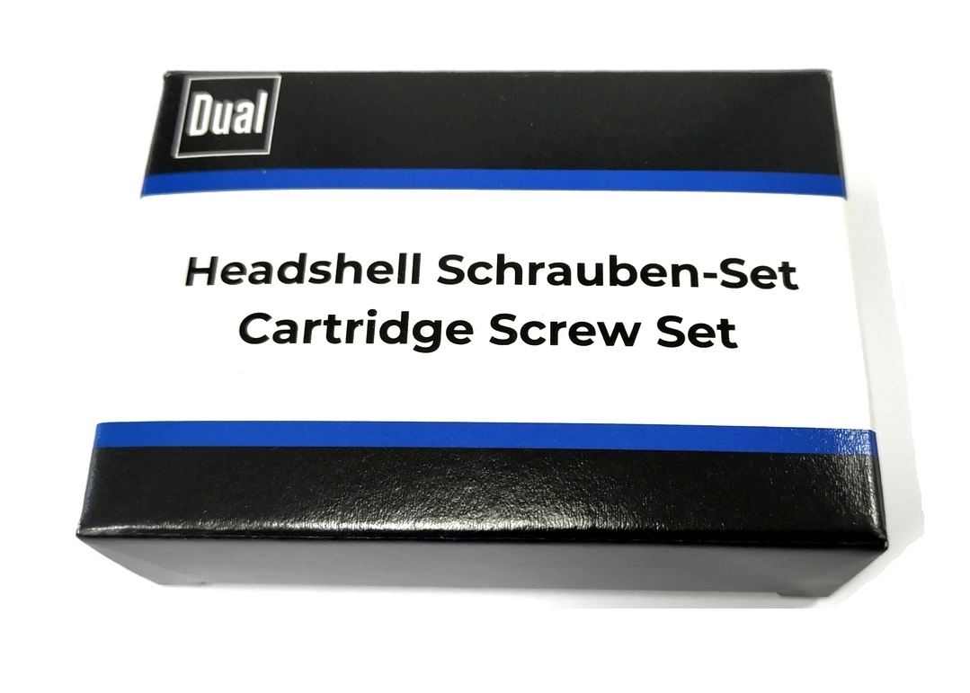 DUAL Cartridge Screw Set
