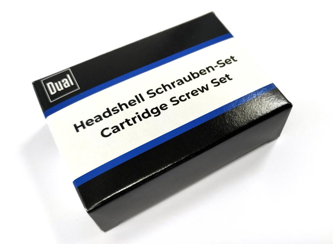 DUAL Cartridge Screw Set