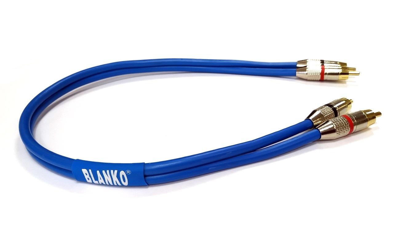 Dynavox Blanko Sound Stereo-Cinchkabel
