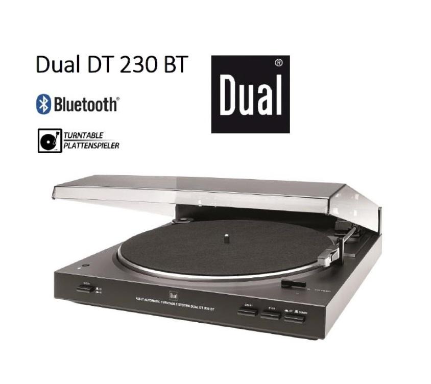 DUAL DT 230 BT