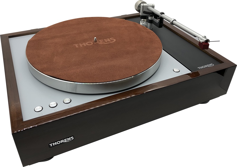 Thorens Leather Matt for turntables