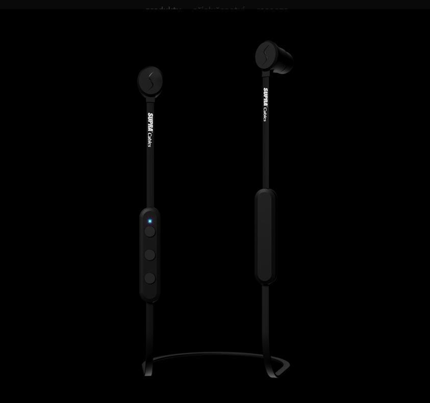 Sound by Sweden ZERO-X Barevné provedení: černá