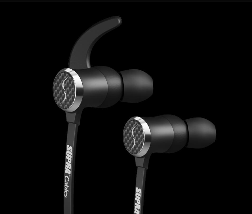 Sound by Sweden NITRO-X2 Barevné provedení: černá