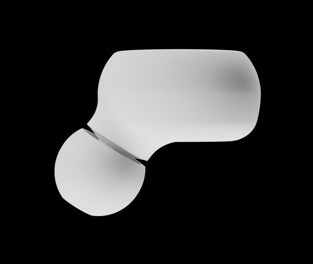 Sound by Sweden NERO-TX Barevné provedení: bílá
