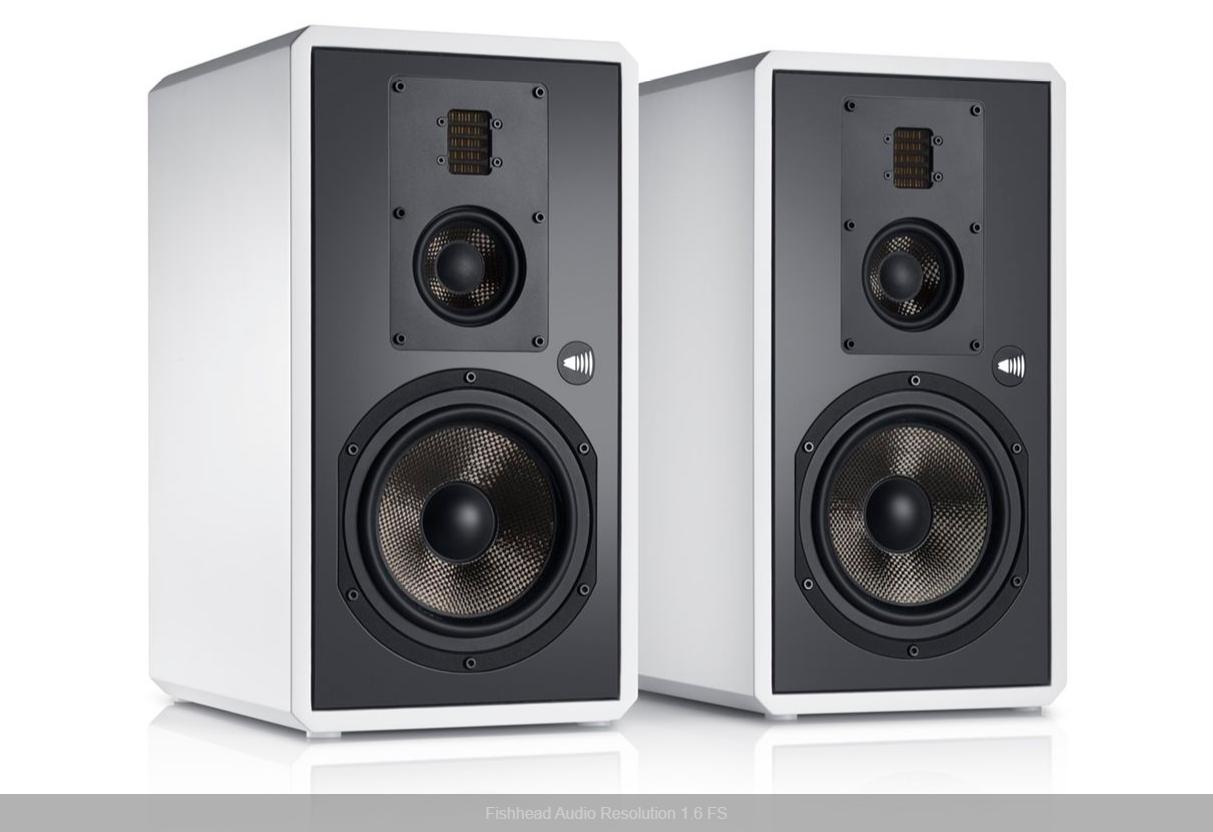 Fishhead Audio Resolution 1.6 BS