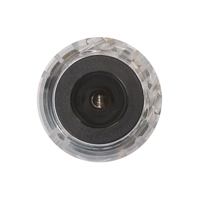 Dynavox RG-01 + R304P RH Socket Schuko Clear Rhodium