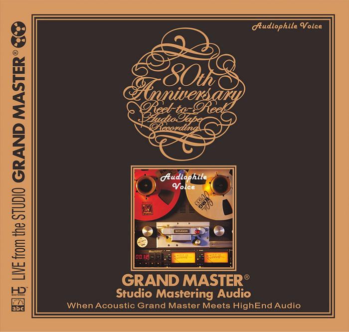 Různé značky Grand Master - Audiophile Voice