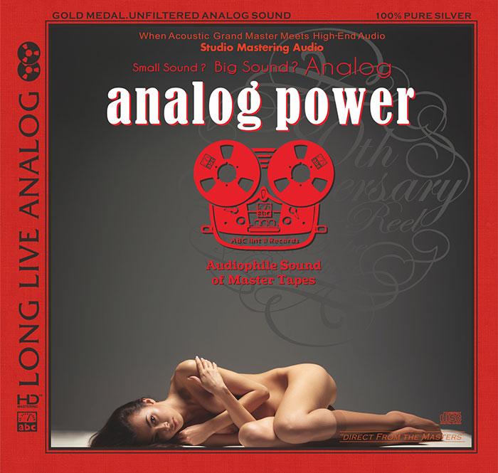 Různé značky Analog Power - Limited Edition