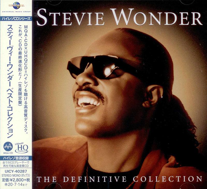 Různé značky Stevie Wonder - The Definitive Collection