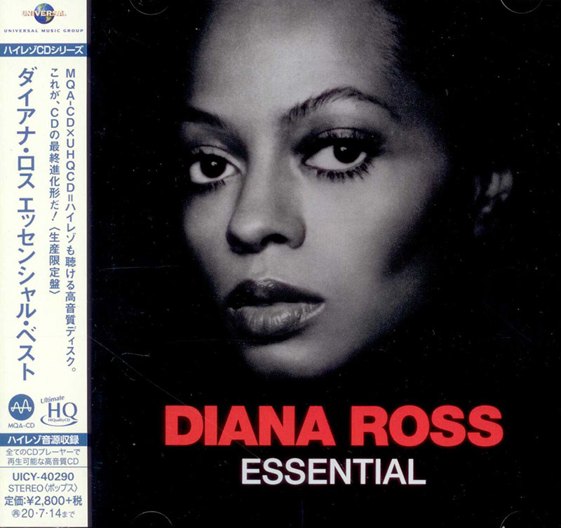 Různé značky Diana Ross - Essential