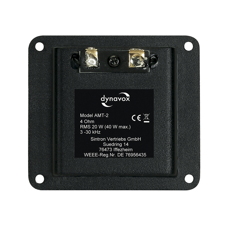 Dynavox AMT-2 Air Motion Transformer