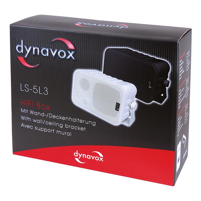 Dynavox LS-5L3 Barevné provedení: black
