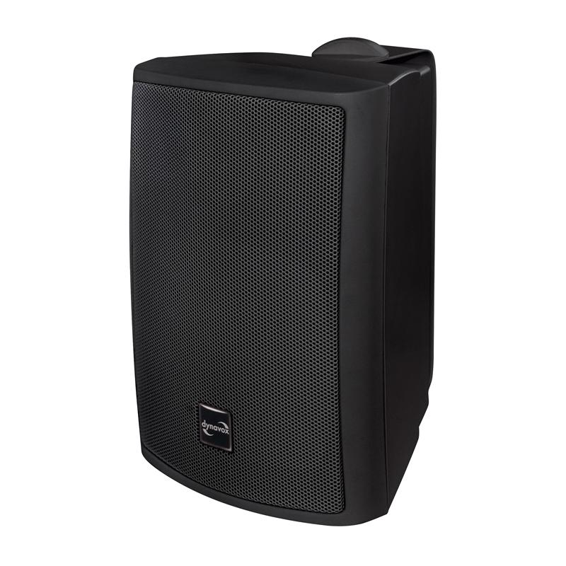 Dynavox PB402 HiFi Box Barevné provedení: black