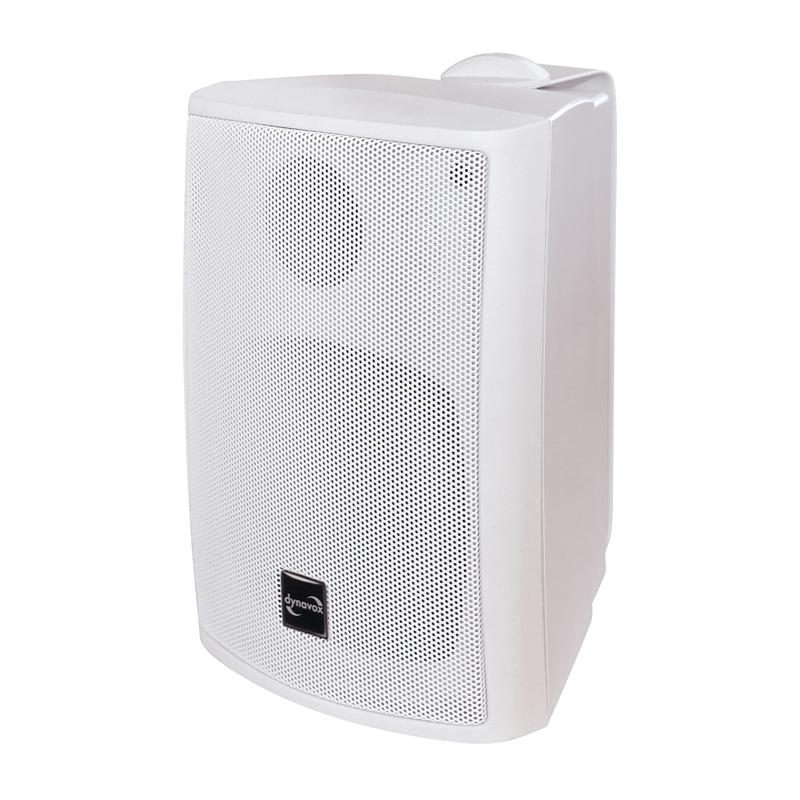 Dynavox PB402 HiFi Box Barevné provedení: white