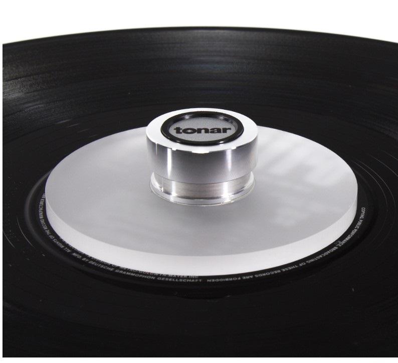 Tonar Record Player Clamp Barevné provedení: acryl