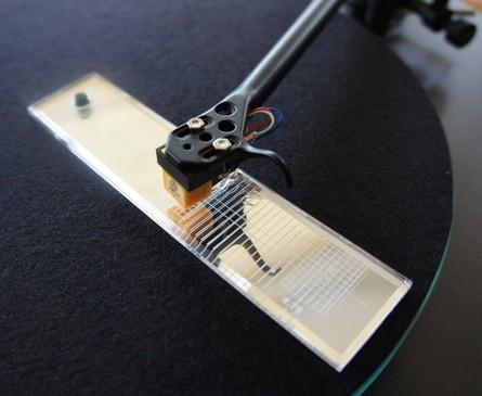 Tonar Simple Alignment Protractor