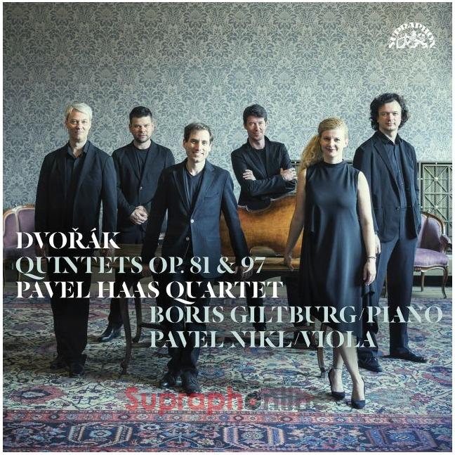 Různé značky Dvořák: Kvintety op. 81 & 97