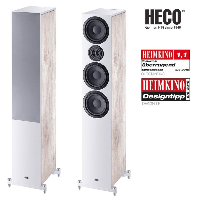 Heco Aurora 700 Barevné provedení: bílá - ivory white