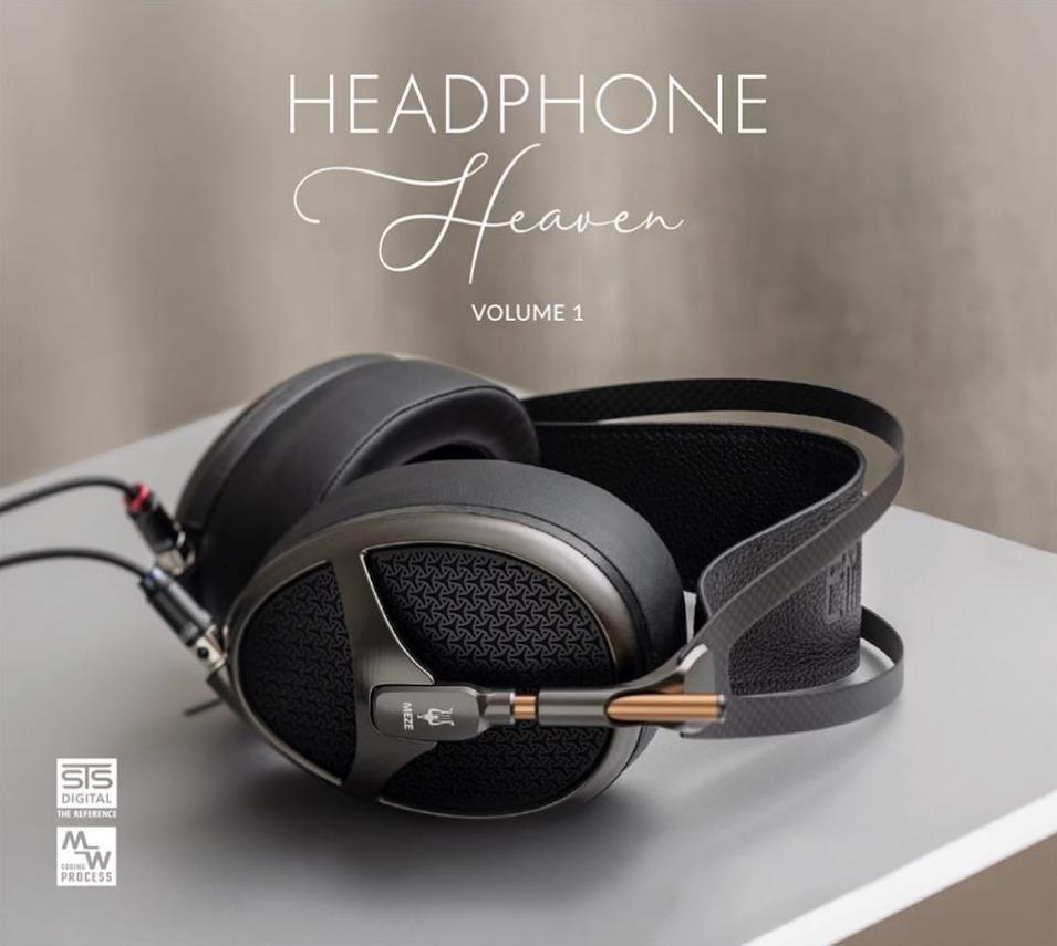 STS Digital - HEADPHONE HEAVEN
