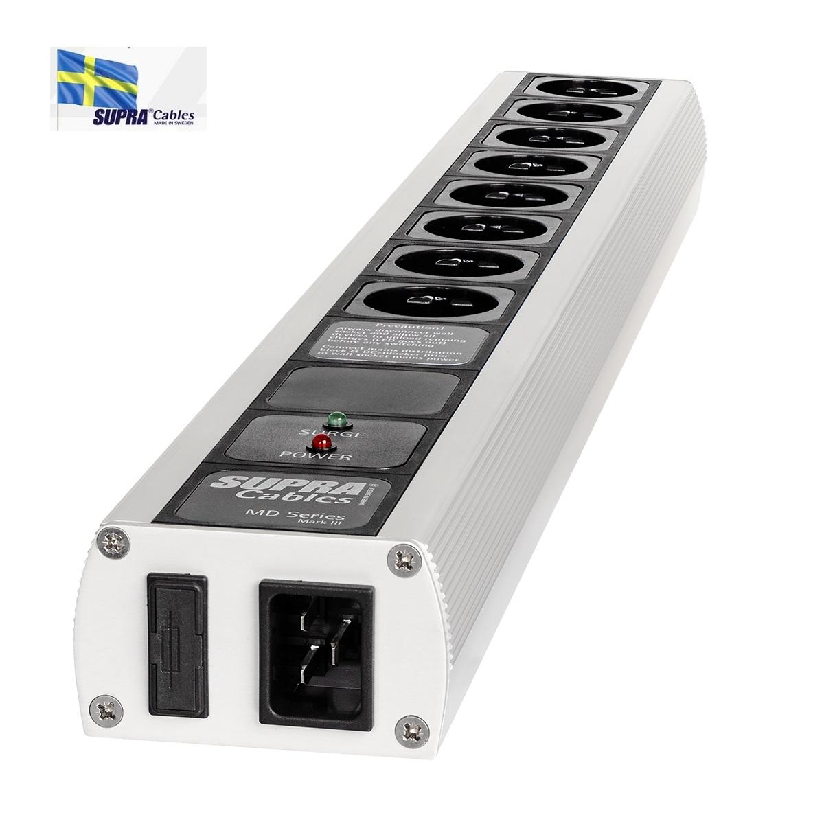 Supra Cables SUPRA Mains Block MD08DC-16-EU / SP