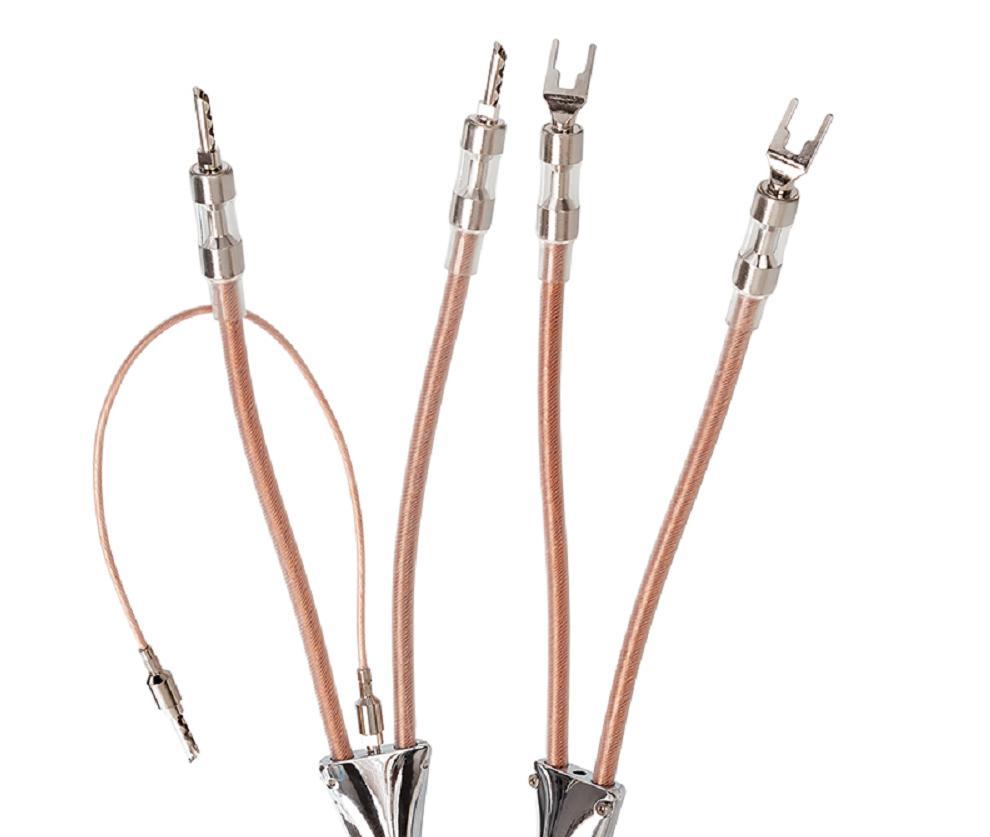 Supra Cables SUPRA SWORD EXCALIBUR Combicon Délky kabelů: 2x2,0 m