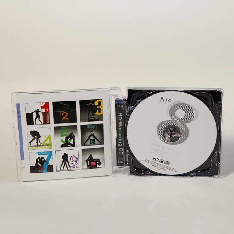 ABC Records ABC Record - Luscious Voice N 8