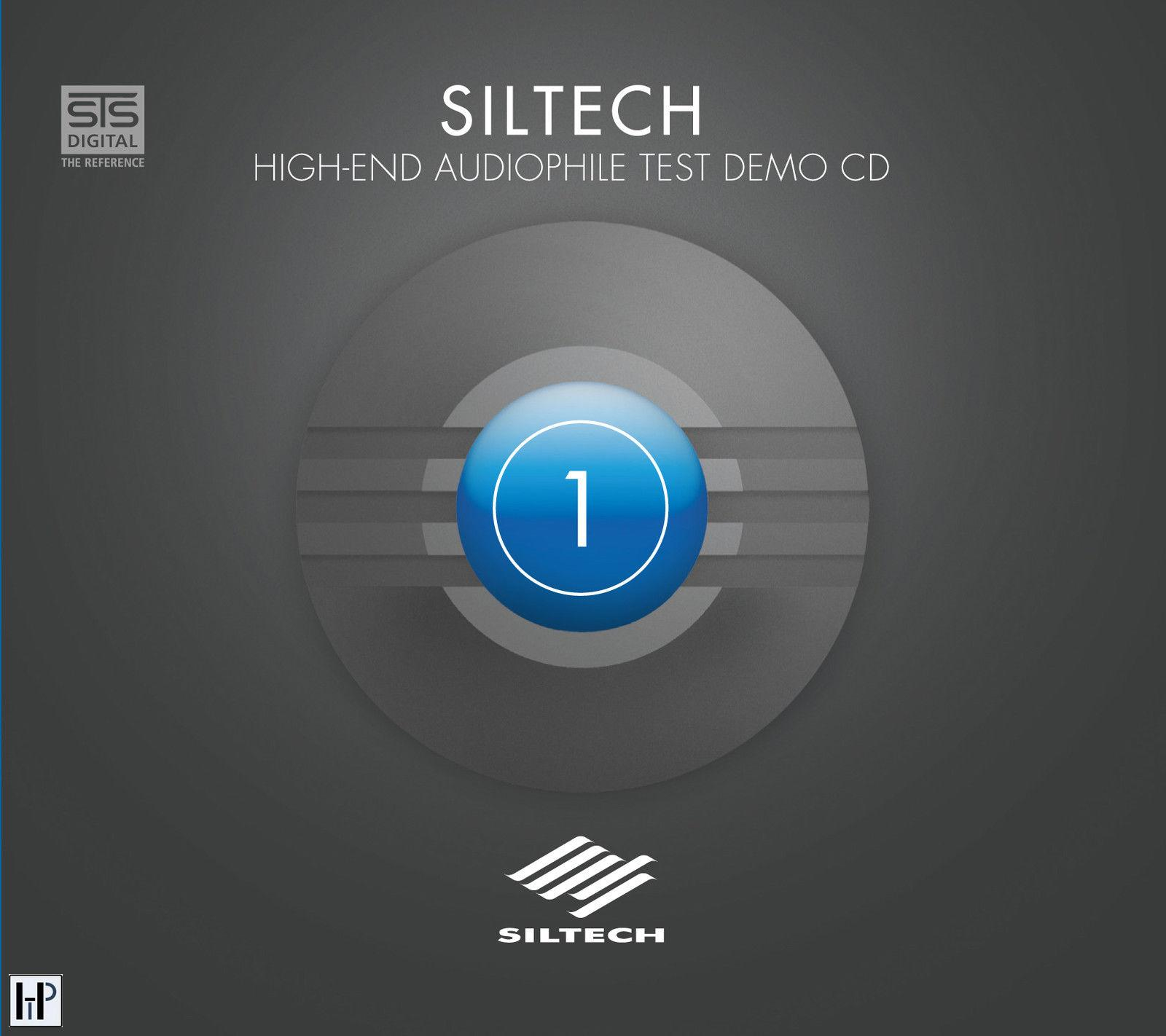 STS Digital - Siltech High End Audiophile Test CD Vol.1