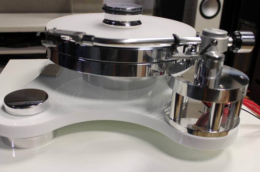 Transrotor Zet 1 white Gloss