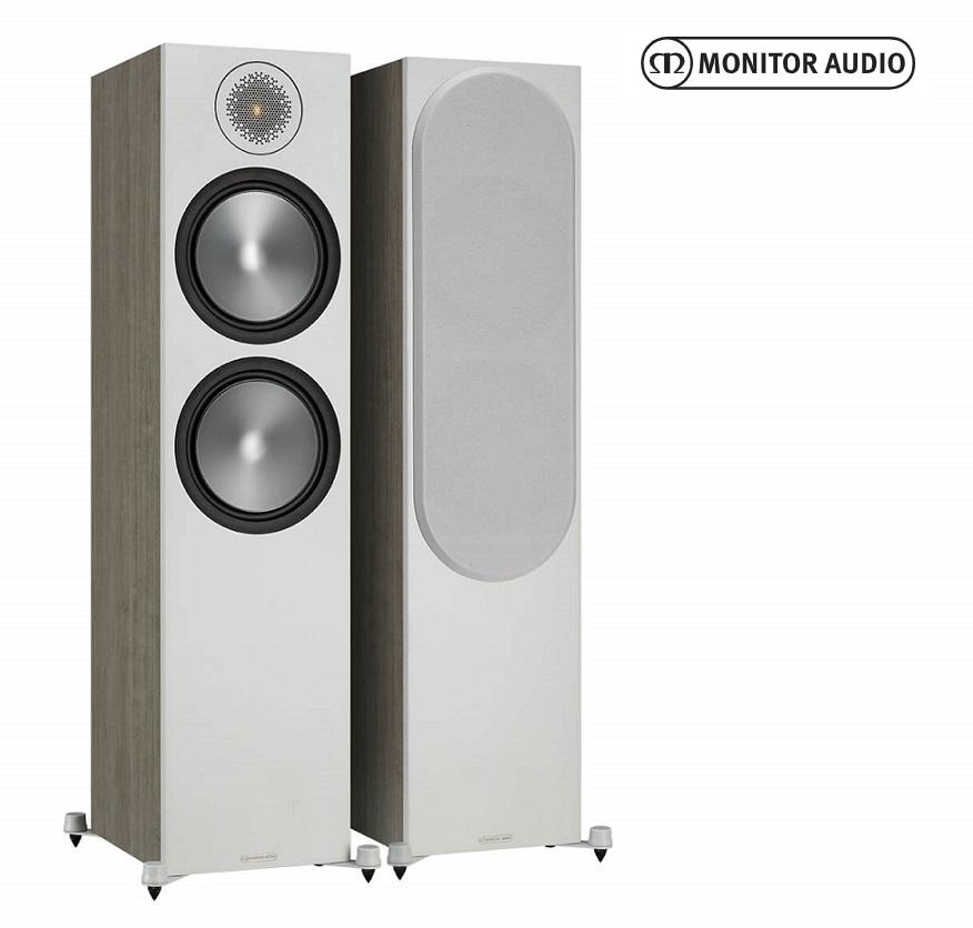 Monitor Audio Bronze 500 Barevné provedení: urban grey - šedá