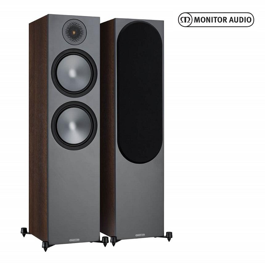 Monitor Audio Bronze 500 Barevné provedení: walnut - ořech