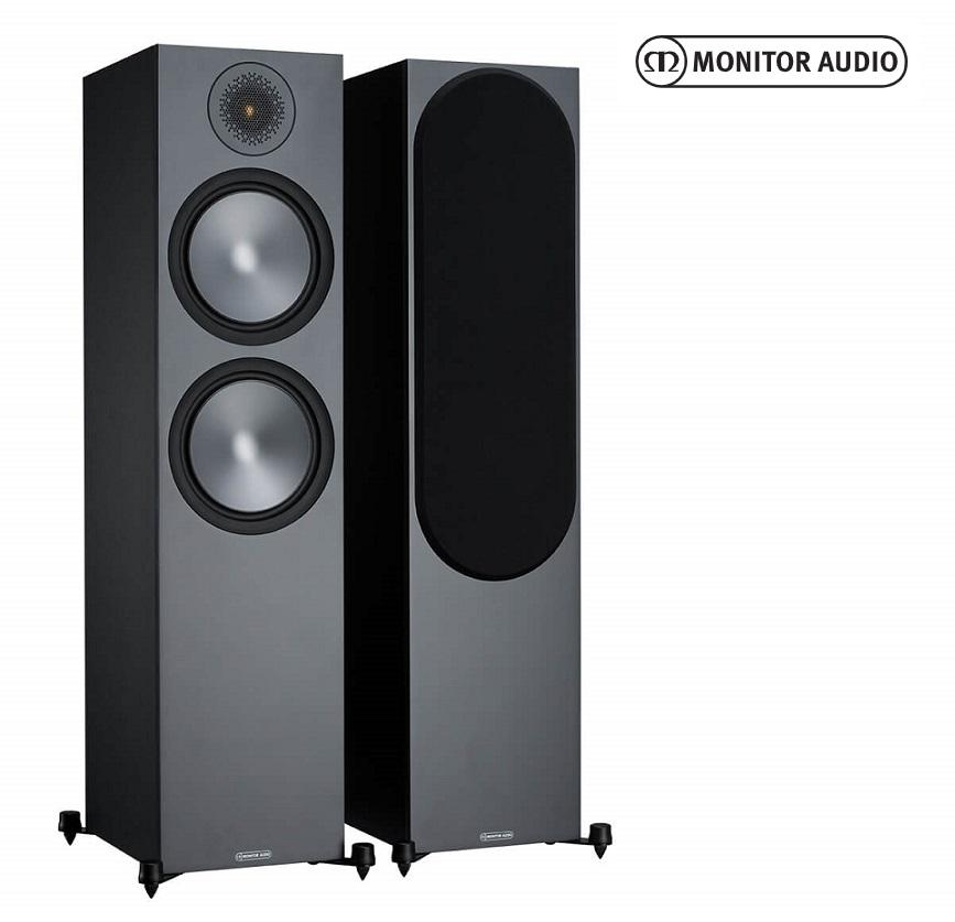 Monitor Audio Bronze 500 Barevné provedení: black - černá