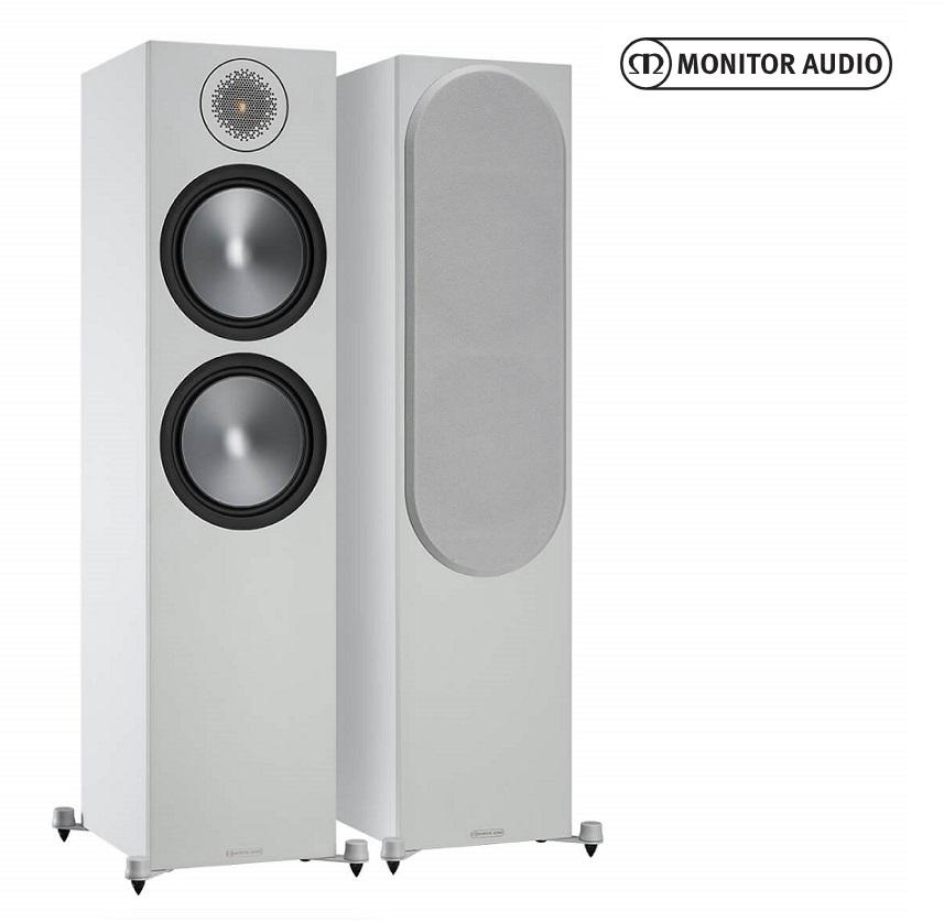 Monitor Audio Bronze 500 Barevné provedení: white - bílá