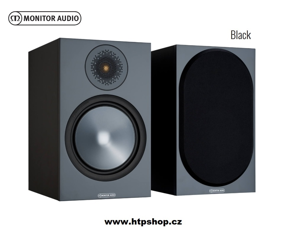 Monitor Audio Bronze 100 Barevné provedení: black - černá