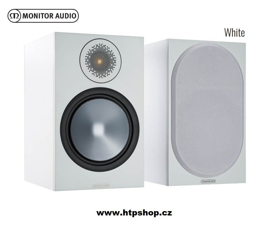 Monitor Audio Bronze 100 Barevné provedení: white - bílá