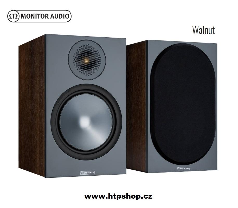 Monitor Audio Bronze 100 Barevné provedení: walnut - ořech