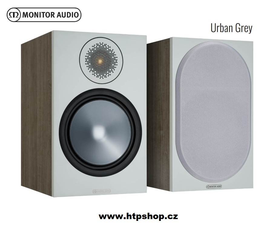 Monitor Audio Bronze 100 Barevné provedení: urban grey - šedá