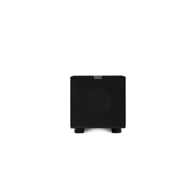 REL S/812 Barevné provedení: černá - klavírní lak