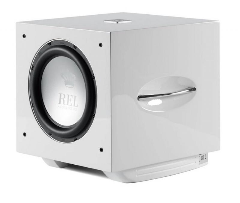 REL Acoustics S 510 Barevné provedení: černé lesklé