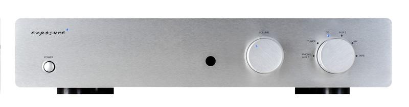 Exposure 2010S2 D Integrated Amplifier + Exposure 2010S2D MM Board