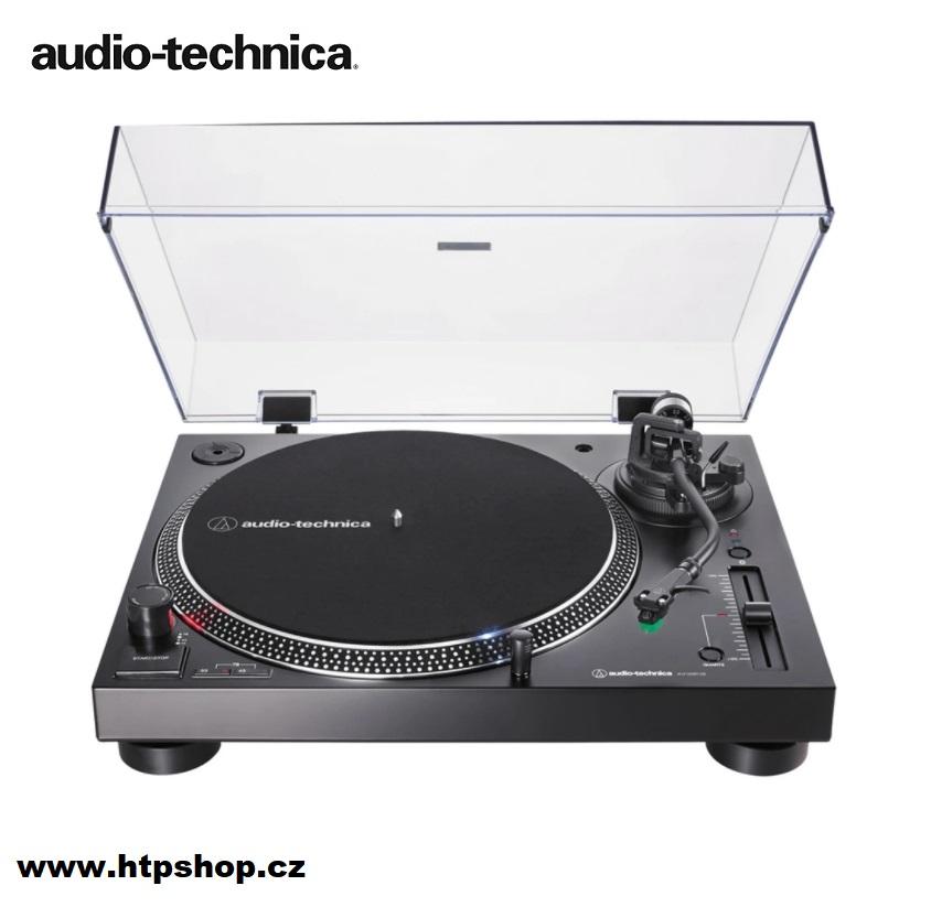 Audio-Technica AT-LP120XBT-USB Barevné provedení: černá - black