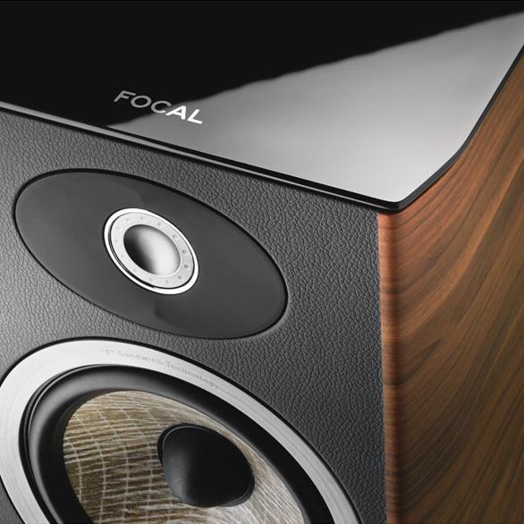 Focal ARIA 906 Barevné provedení: high gloss black