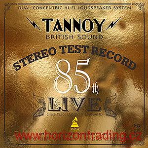 ABC Records ABC Record - Tannoy Stereo Test Record 85th